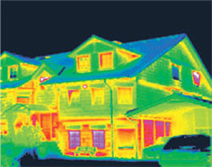 Why Use Thermal Imaging For Building Inspections